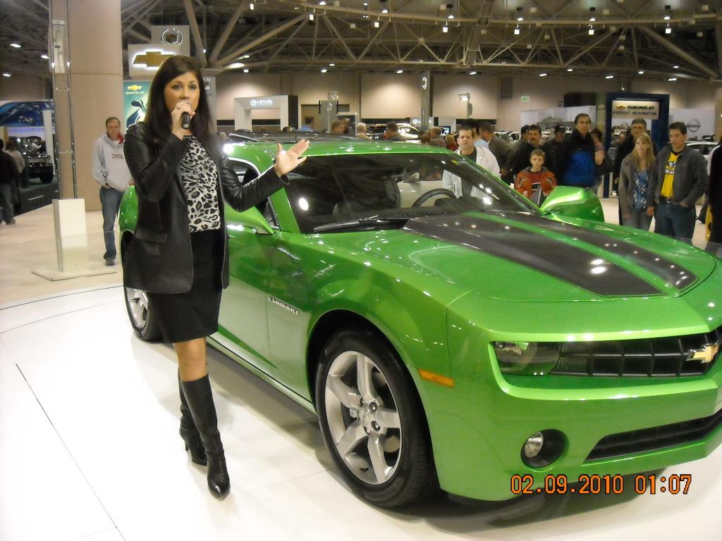 2010 Chevy Camaro Coupe