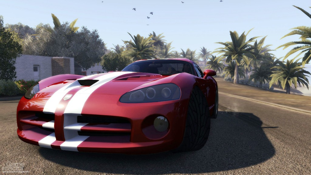 Atari announce Test Drive Unlimited 2 for 2010