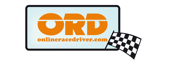Online Race Driver logo - the home of online racing