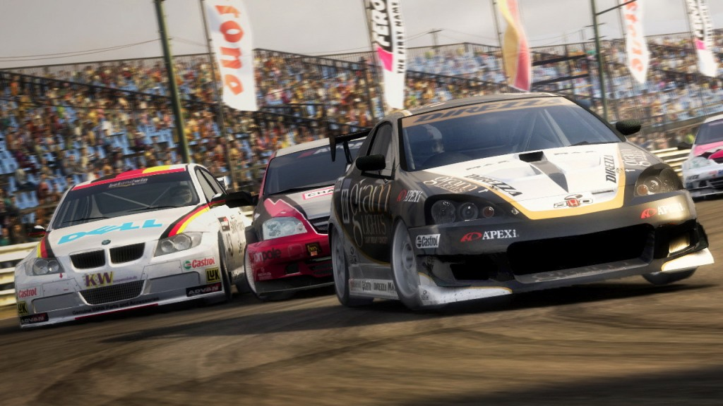 Codemasters Racedriver:GRID