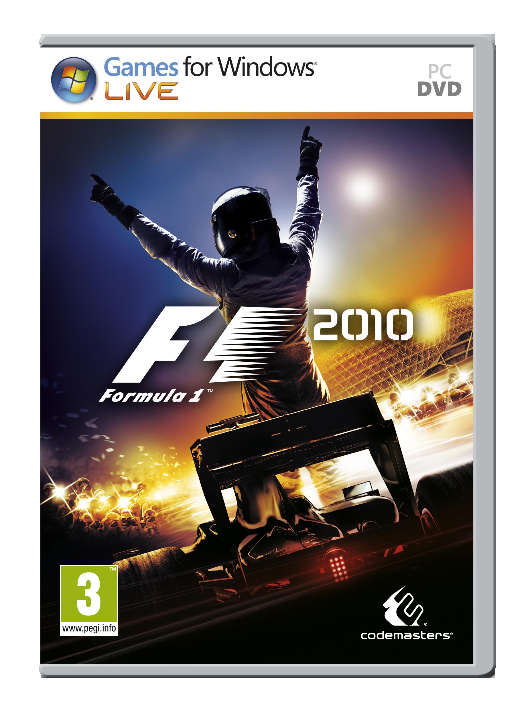 Для просмотра больших фотографий Игры Formula 1 2010 (DVD-Box) нажмите