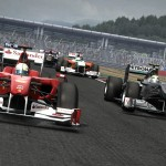 F1 2010 Ferrari and MacLaren screenshot