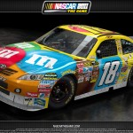 NASCAR The Game 2011 Kyle Busch