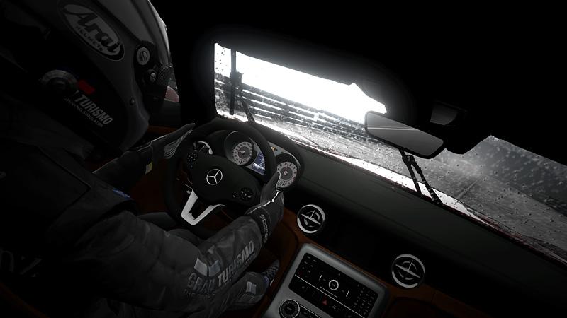 Gran Turismo 5 in-car screenshot - Gran Turismo 5 Review