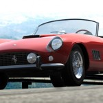 1957 Ferrari 250 GT California in Forza Motorsport 3