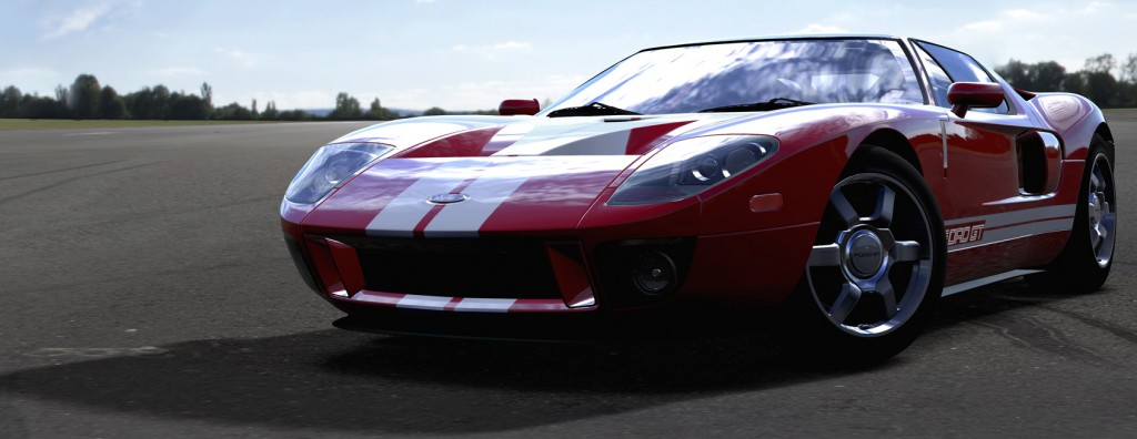 Forza Motorsport 4 Fordt GT40