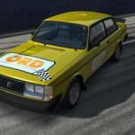 OnlineRaceDriver Forza project car - Volvo 242 Turbo Evolution