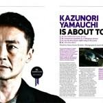 Kazunori Yamauchi honoured by Esquire magazine