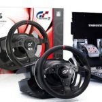 The Thrustmaster T500 RS wheel for Gran Turismo 5