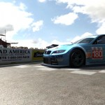 The Team ORD entry in action, preparing for the IFCA ALMS Series, Season 3