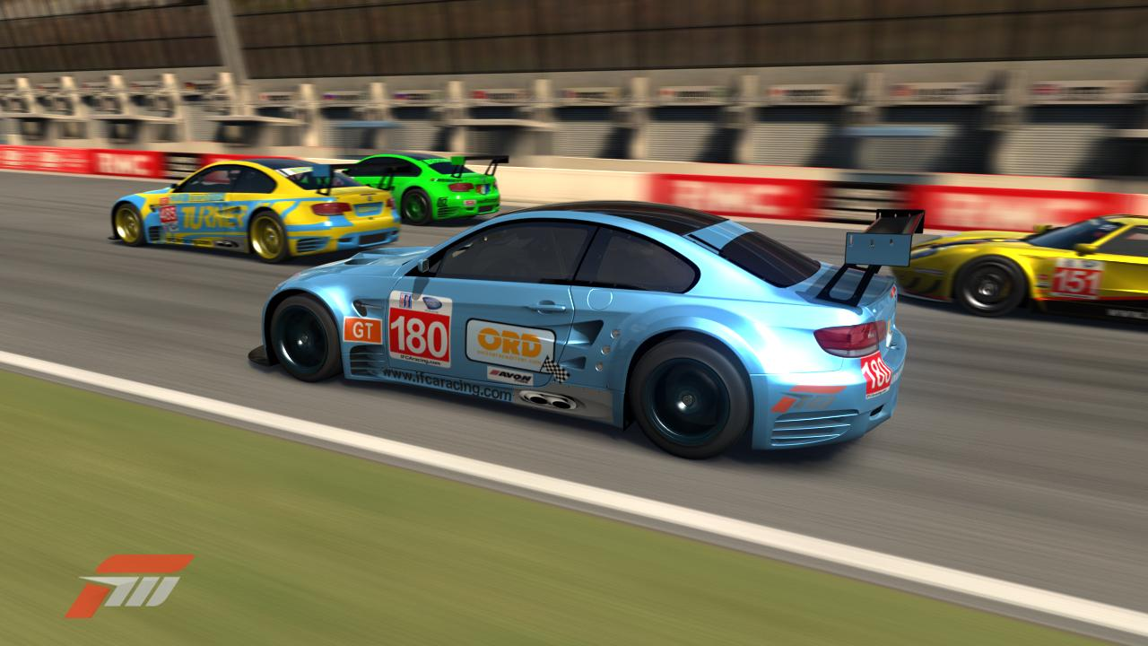 IFCA ALMS Race 8: The final race at Le Man Full Circuit