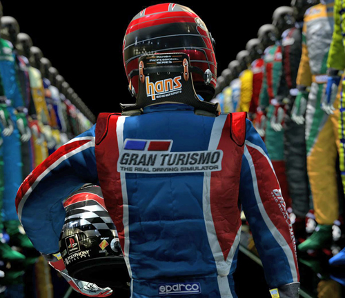 Gran Turismo 5 drivers will now get the HANS Device for safety