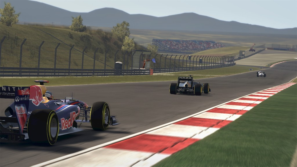First patch released for F1 2011
