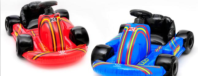 We want an Inflatakart
