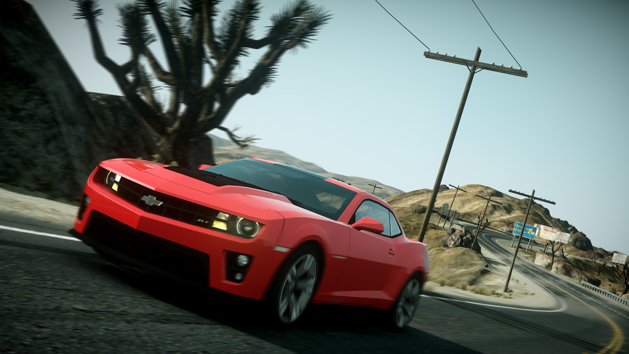 Need for Speed: The Run Limited Edition Cars