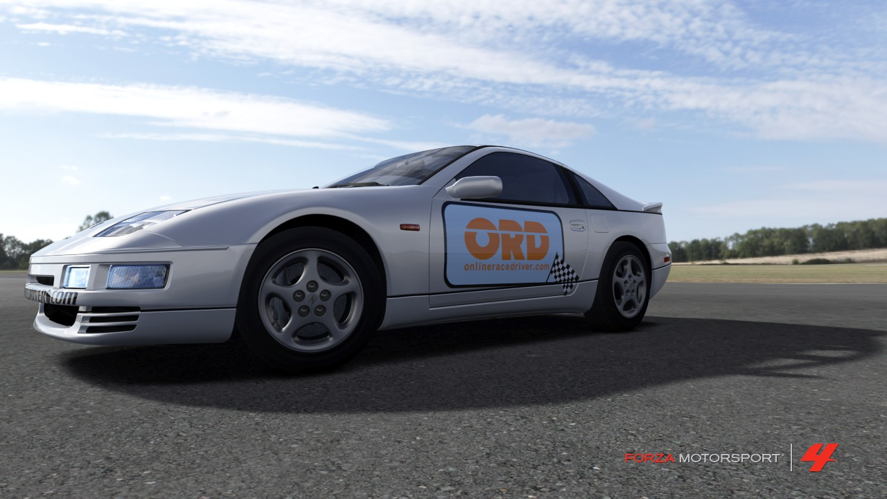 Join the ORDC Club on Forza Motorsport 4