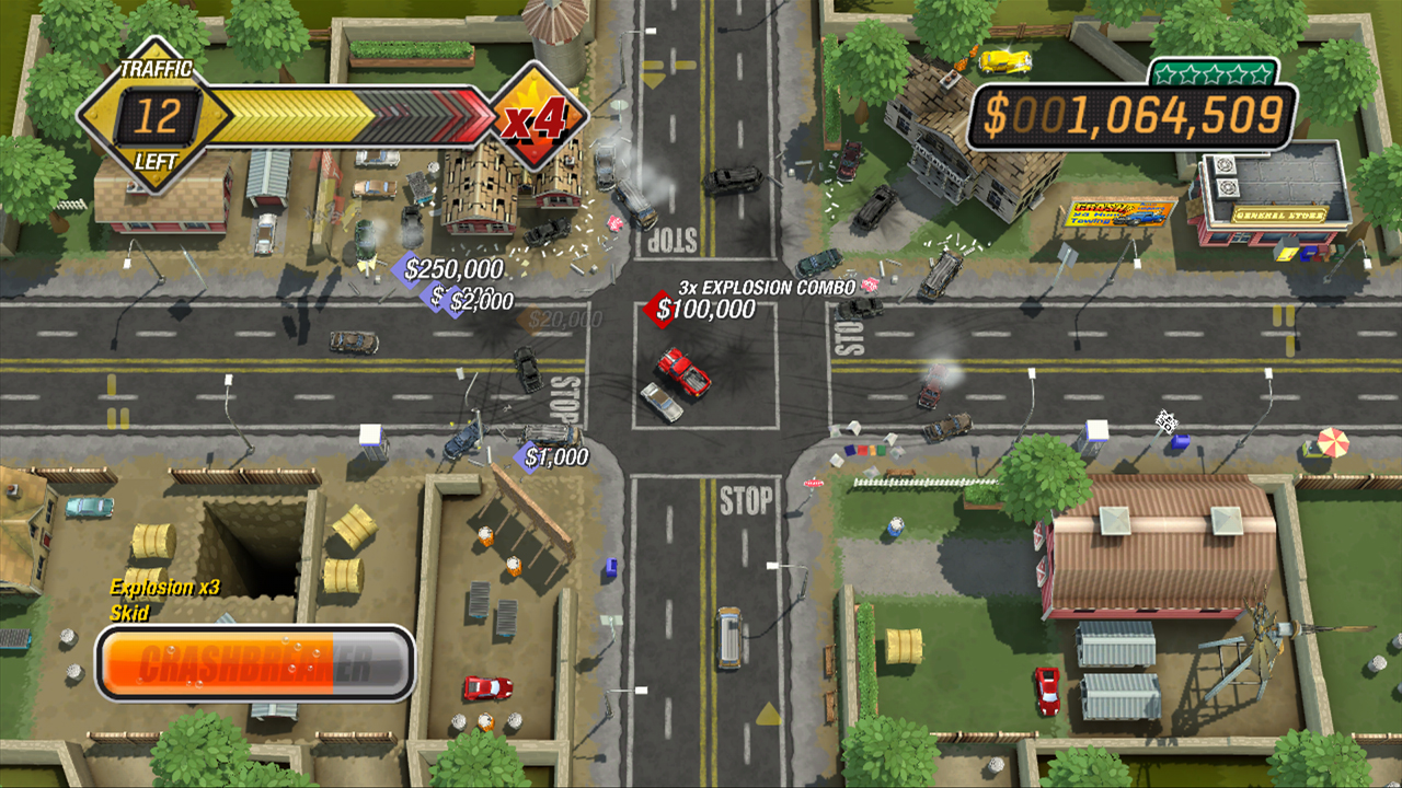 Burnout Crash! announced for iPhone and iPad
