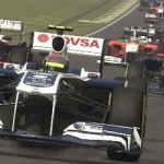 F1 2011 patch makes game playable online again