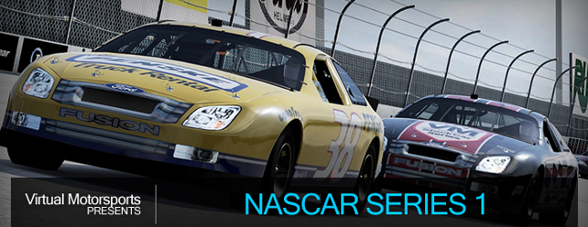 Virtual Motorsports unveils NASCAR series