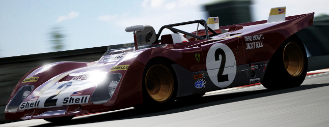 Forza Motorsport 4: March Pirelli Car Pack out March 6