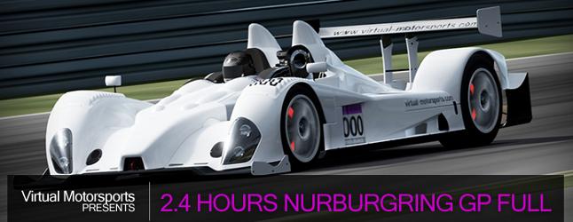 VirtualMotorsports2.4hoursnurburgring