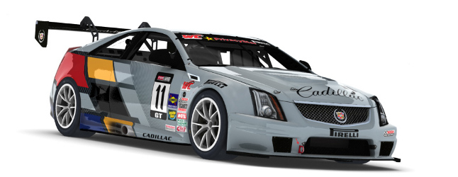 iRacing add the Cadillac CTS-V Coupe to the roster