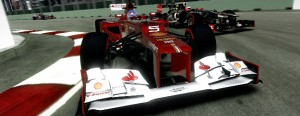 F1 2012 Singapore Patch 5 and 6 details