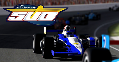 iRacing Indy 500