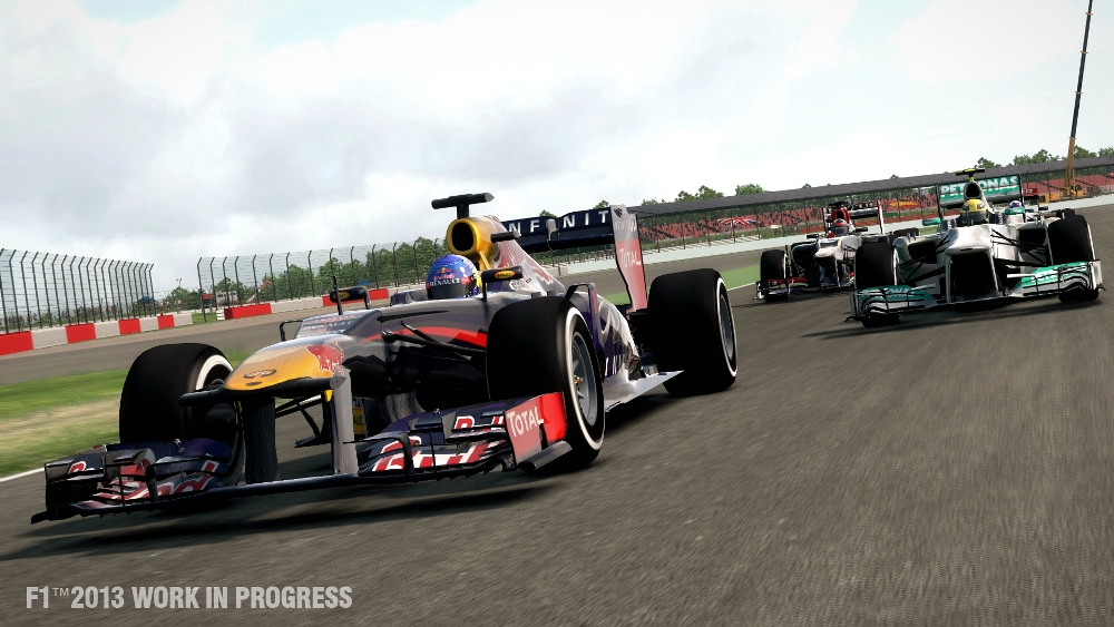 F1 2013 confirmed for Autumn