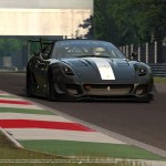 Assetto Corsa Ferrari 599XX EVO 6 Monza Black 4