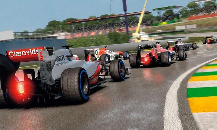 F1 2013 Brazil Turn 3