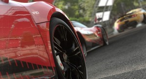 DRIVECLUB V10 red