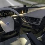 Volvo FH l'intérieur