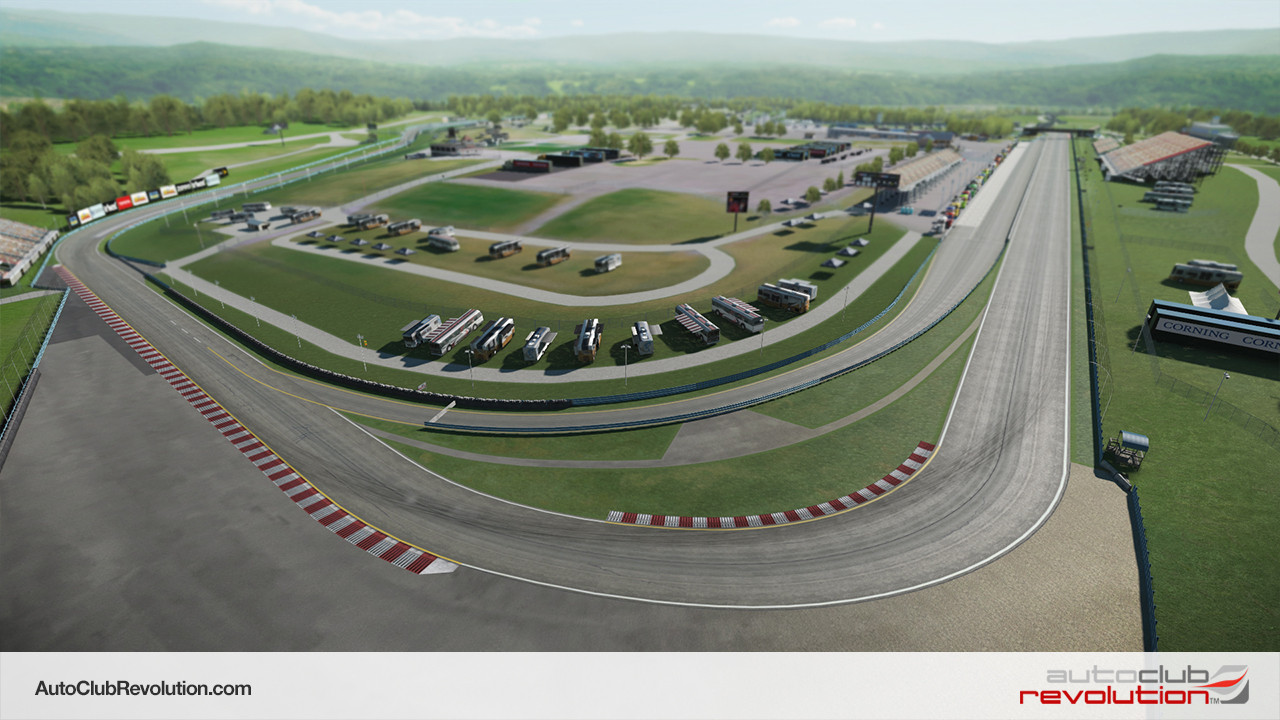 Circuito Watkins Glen : Auto club revolution adds watkins glen and community challenge ord