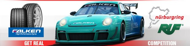 RaceRoom Racing Experience - Falken RUF RT12R Competition