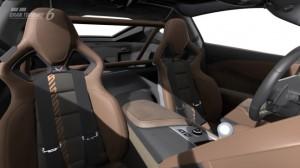 GT6 Corvette Stingray Gran Turismo Concept interior