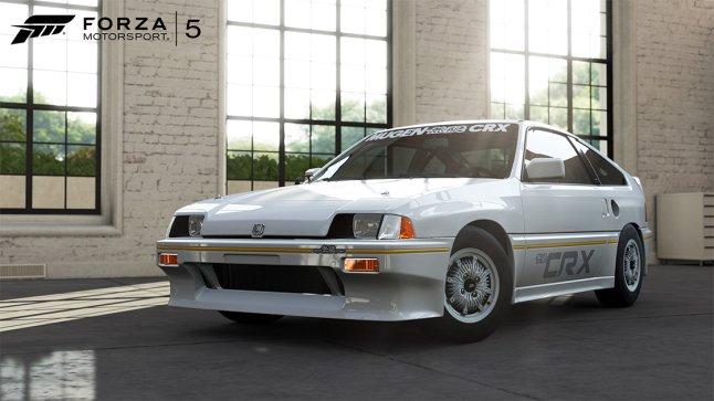 Honda Legends Car Pack - 1984 Honda Civic CRX Mugen.