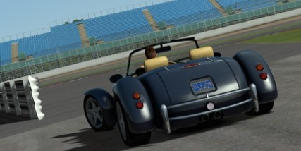 1999 Panoz AIV Roadster for rFactor 2