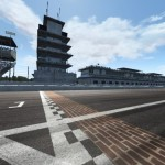 Indy's famous yard of bricks