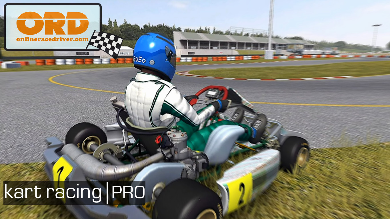 Kart Racing Pro Reviews Overview Vrgamecritic Mini60 Rye House Circuit Online Gameplay Youtube Beta 11 Krp Logo Ord Onlineracedriver
