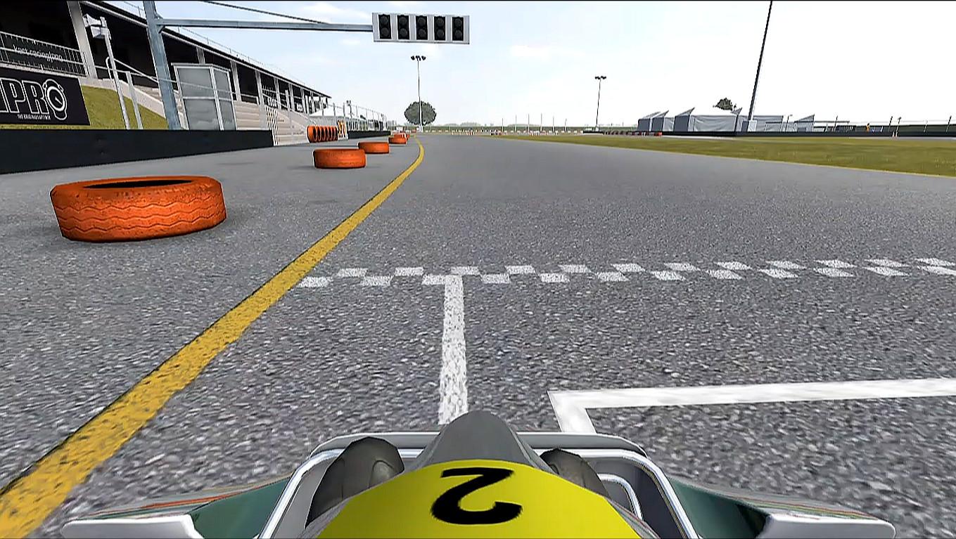 Kart Racing Pro Lonato Start