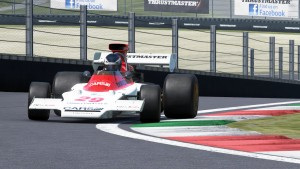 Project CARS' Lotus 72D at Florence