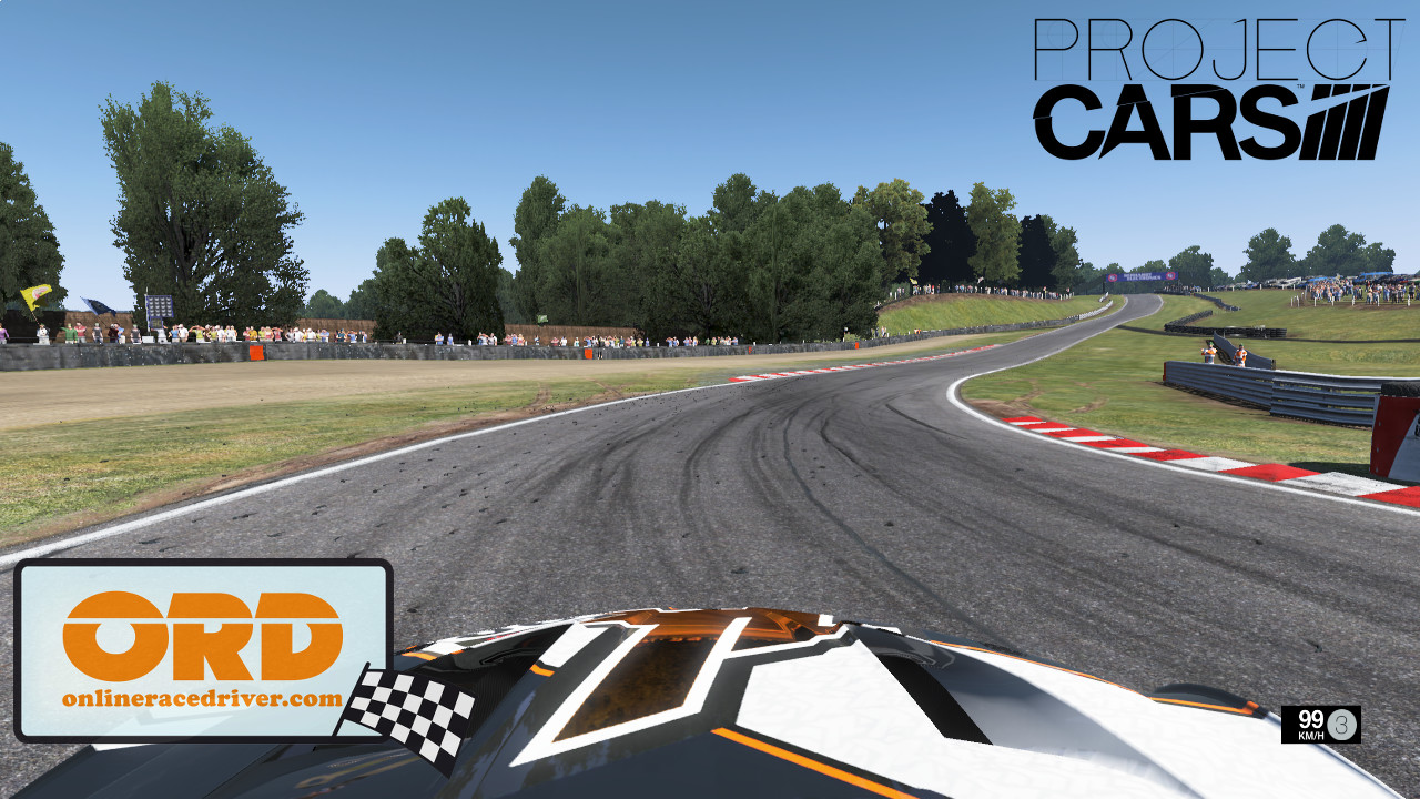 Project CARS - From Knickerbrook to Clay.
