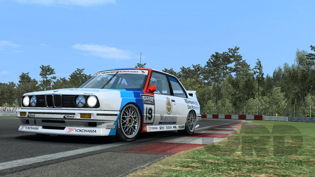 RaceRoom Racing Experience BMW M3 E3 Gr. A