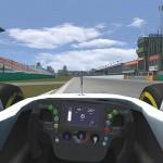 Simraceway Test Drive Tuesday McLaren MP4-29 at Brno
