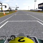 Kart Racing Pro: beta11 Pedal Cam Video