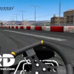 Simraceway: Paradise Bay Karting Video