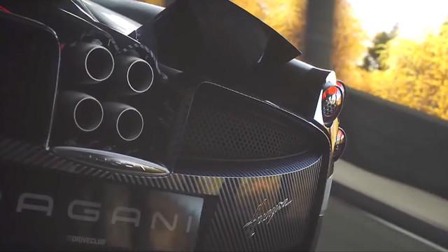 Driveclub Pagani Huayra Gamescom 2014