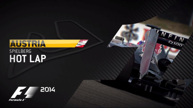 F1 2014 Infiniti Red Bull Racing's RB10 #3 Daniel Ricciardo