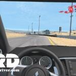 Simraceway Sonoma Mitsubishi Evo X 2008 OnlineRaceDriver
